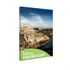 Tablou fosforescent Toledo