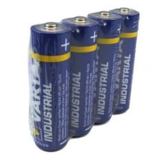Baterii alcaline Varta Industrial 4006 AA R6 1.5V 4 Baterii / bulk