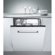 Masina de spalat vase incorporabila Candy CDI 2010/E-S, 12 seturi, 5 programe, Clasa A+