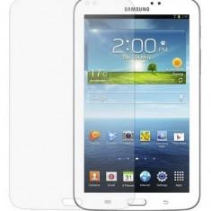 Folie plastic protectie ecran mata (antiamprenta) pentru Samsung Galaxy Tab 3 P3200 (T211) / P3210 (T210)
