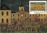 7047 - Carte maxima Romania 1968