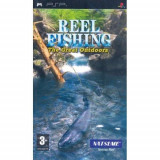 Reel Fishing The Great Outdoors PSP