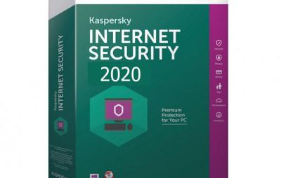 Kaspersky Internet Security Multi Device  2020  - 3 Device-uri 1 AN foto