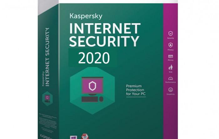 Kaspersky Internet Security Multi Device  2020  - 3 Device-uri 1 AN