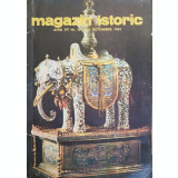 Magazin istoric, anul XV, nr. 10/octombrie 1981