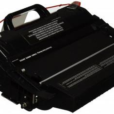 Cartus toner compatibil Lexmark T650 T652 T654 T656 X650 X651 X652 X654 X656 X658 Negru (36.000 pagini)