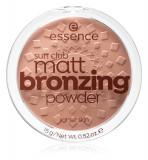Pudra Essence bronzing matt 01 Natural