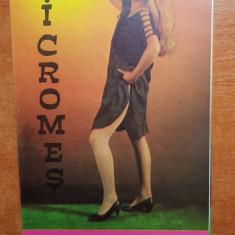 ambalaj ciorapi ( micromes ) - adesgo din perioada comunista