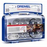 DREMEL SC11 Set accesorii de taiere Speed Clic 2615S690JA