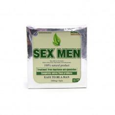 Sex men - Pastile Potenta