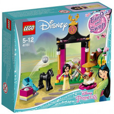 LEGO Disney Princess - Antrenamentul lui Mulan 41151