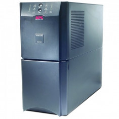 UPS APC Smart SUA2200I 2200VA, Black, Tower, Acumulatori Originali, 2 ANI GARANTIE