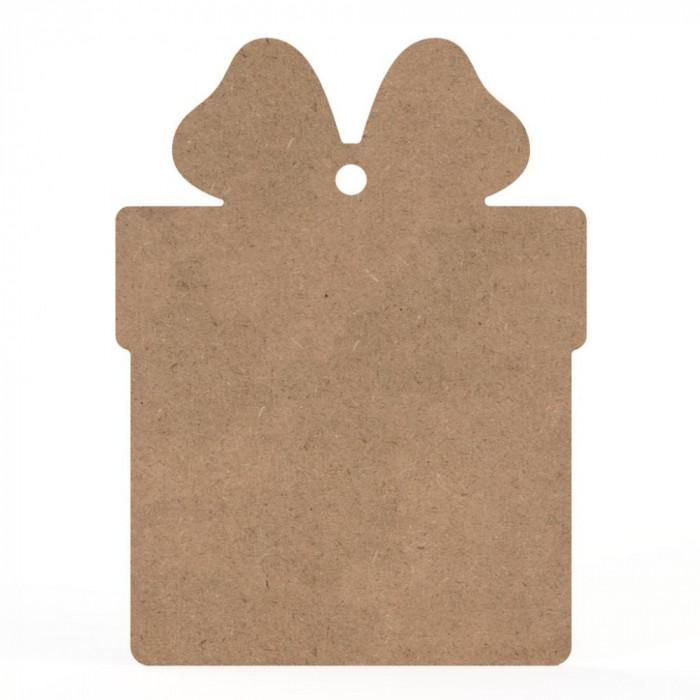 Tablita MDF 40x30x0.4 cm - Cadou L - Blank