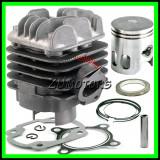 Set Motor MINARELLI Orizontal 50 50cc + Chiuloasa MINARELLI Orizontal 50 50cc 2T