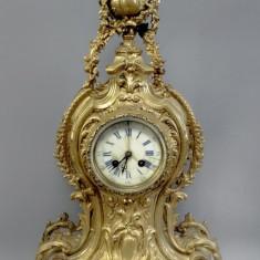 Ceas de semineu - Napoleon III