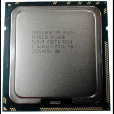 Procesor server Intel Xeon Six Core X5650 2.66Ghz 12M SLBV3 SKT 1366