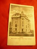 Ilustrata Ploiesti -Banca Creditul Prahovei 1926 Ed.Ion Dragu Ploiesti