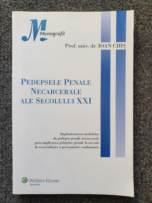 PEDEPSELE PENALE NECARCERALE ALE SECOLULUI XII - Ioan Chis