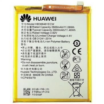 Acumulator Huawei P10 Lite HB366481ECW Original foto
