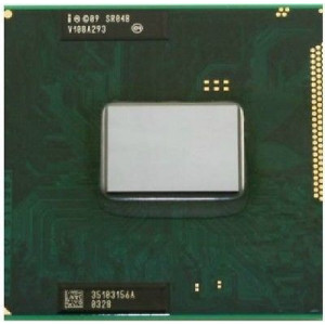 Procesor Intel I5-2410m Socket G2 Sandy Bridge (ivy)
