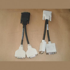 DVI Splitter Y Cable with Molex DMS-59 Connector diverse modele