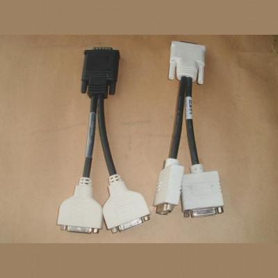 DVI Splitter Y Cable with Molex DMS-59 Connector diverse modele foto