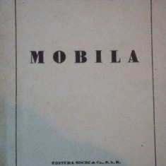 MOBILA de JEAN BARAS 1945