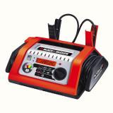 Redresor baterie auto Black & Decker 12V 20A incarcator automat cu display digital indicator incarcare si functie de diagnoza baterii, Peste 12
