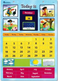 Calendar educativ magnetic Learning Resources
