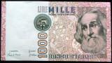 Bancnota 1000 LIRE - ITALIA, anul 1982    *cod 851 - NECIRCULATA!