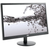 Monitor AOC E2270SWN 21.5 inch 5ms LED Black