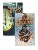 Morometii (2 vol.)/Marin Preda, Cartex 2000