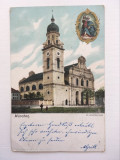 Carte postala veche, vedere Germania - Munchen - St. Josefskirche 1910