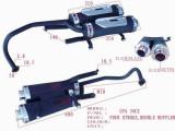 "Toba - Esapament Scuter Chinezesc Gy6 - 4T 49cc - 80cc ( roata 10"" )"