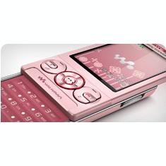 Tastatura meniu Sony Ericsson W705   Roz  Originala  swap