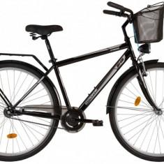 Bicicleta Oras DHS Citadine 2831 Negru 28