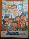 Revista pentru copii - luminita mai 1984