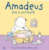 Cumpara ieftin Amadeus are o surioară