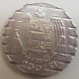 250 DE LEI 1935 ARGINT, DEMONETIZATA, FOARTE FOARTE RRRARA !!