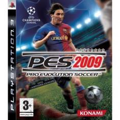 Pro Evolution Soccer 2009 PS3