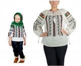 Cumpara ieftin Set ii traditionale Mama - Fiica - Julieta, 2XL, 3XL, L, M, S, XL
