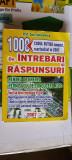 1000 DE INTREBARI SI RASPUNSURI PENTRU OBTINEREA PERMISULUI DE CONDUCERE