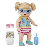 Cumpara ieftin Bebelus Blond Baby Alive Paseste Si Pantofii Vor Lumina, Hasbro