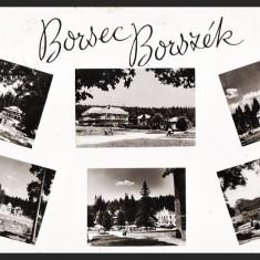 BAILE BORSEC / BORSZEK - COLAJ - RPR - CP CIRCULATA #colectosfera
