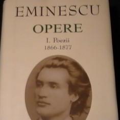 OPERE- EMINESCU-VOL1-POEZII-1866-1877-EDITIE CRITICA-D. MURARASU-1009-PG-