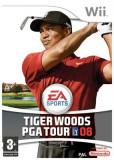 Tiger Woods Pga Tour 08 Nintendo Wii