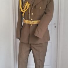 Colonel Grăniceri uniforma ofițer tinuta militara anii 90