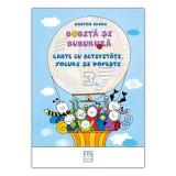 Bobiță și Buburuză - Carte cu activități, jocuri și povești nr. 3