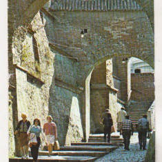 bnk cp  Sibiu - Pasajul scarilor - circulata