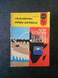 CALIN DIMITRIU - PRIN AFRICA